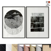 Abstract Pair Posters 08