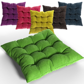 Knitted Decorative Pillow