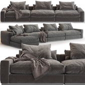 flexform,beauty,sectional,sofa