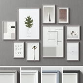 Picture Frames Set-108