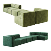 Eave Modular Sofa option 03
