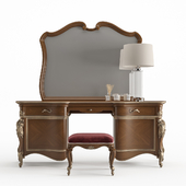 Dressing table Arve Style Luigi_XXI with pouf