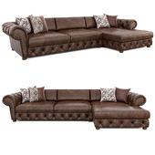 Corner sofa ROCHE BOBOIS MAESTRO CORNER COMPOSITION