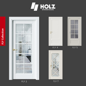 OM Doors HOLZ: collection FLY
