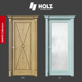 OM Doors HOLZ: DANTE collection (part 1)