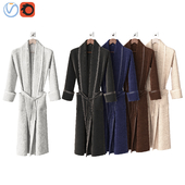 Bathrobe Colors