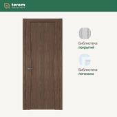 """Interior door factory """"Terem"""": model Solo 01 (Standart collection)"""