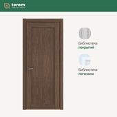 """Factory of interior doors """"Terem"""": model Stada 01 (Standart collection)"""