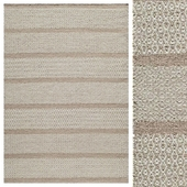 Sandy Tan/Ivory Area Rug