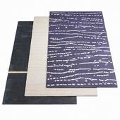 Three carpets ASPLUND - 1-10