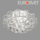 ОМ Потолочная люстра с хрусталем Eurosvet 16017/6 Charm
