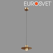 ОМ Светодиодный подвесной светильник Eurosvet 50155/1 Disсо