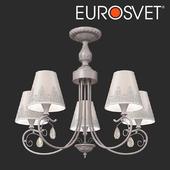 ОМ Классическая люстра с абажурами Eurosvet 60069/5 Incanto