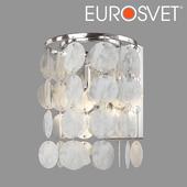 ОМ Бра с перламутром Eurosvet 60084/2 Sandra