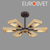 ОМ Потолочная люстра Eurosvet 70056/6 Klark