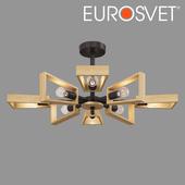 ОМ Потолочная люстра в стиле лофт Eurosvet 70056/8 Klark
