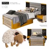 GRAFFITI_children's_bed