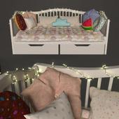 children_bed_harmony