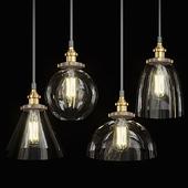 RH pendant lights loft 2