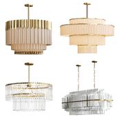 Emile chandelier collection RH