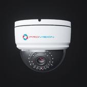 Dome Security Camera PROvision PVD-IR225IPA-Pr