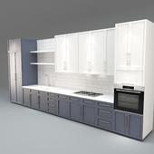 3d model: Kitchen - download at 3dsky org