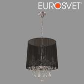 ОМ Подвесная люстра с хрусталем Eurosvet 2045/5 Allata
