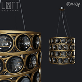 Подвесной светильник LoftDesigne 10889 model