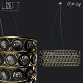 Подвесной светильник LoftDesigne 10890 model