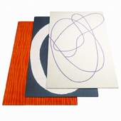 Three carpets ASPLUND - 1-13