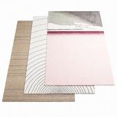 Three ASPLUND rugs - 1-16