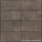 Yurtbay Seramik Ares Brown 300x600 Set 1