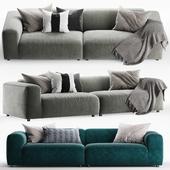Rolf Benz freistil 187 sofa