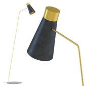 Floor Lamp Richmond Black