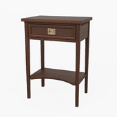 DANTONE HOME Nightstand Oxford (Bedside table Oxford)