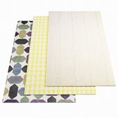 Three ASPLUND rugs - 1-20