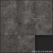 Yurtbay Seramik Ares Black 600x600