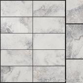 Yurtbay Seramik Bizantino Bianco 300x600 Set 1