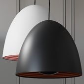 Seed Design Helio Single Light Wide Pendant