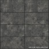Yurtbay Seramik Ares Black 600x1200