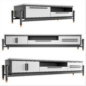Light Luxury TV Cabinet & coffee table
