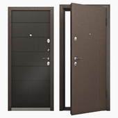 Entrance door Torex Series Delta-100 RGSO, D22