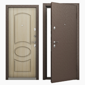 Entrance door Torex Series Delta-100 D16