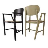Chair Trad, Unika moblar