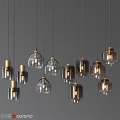 Pendant Light Collection 16 - 4 Type