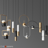 Pendant Light Collection 17 - 4 Type