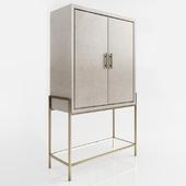 Darren Beige Cabinet