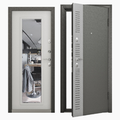 Entrance door Torex Series Delta-100 SP-7G, DM