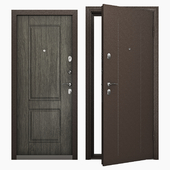 Entrance door Torex Series Delta-100 RGSO, D15