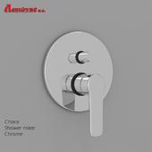 Shower mixer CHIARA CHROME II